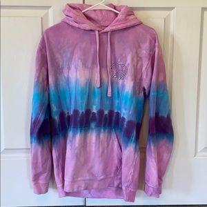 Women's Ivory Ella tie-dye sweatshirt size S